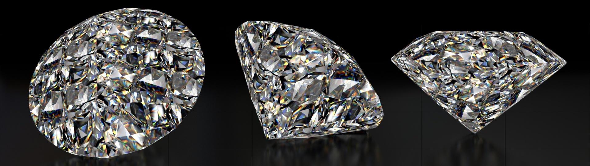 Diamonds on Home Page